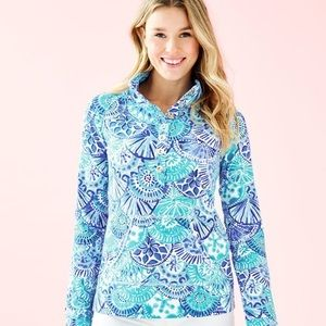 Half Shell Popover XS Lilly Pulitzer